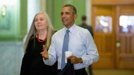 Obama Interviews Pulitzer Prize-Winning Writer