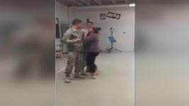 WATCH: N.J. Soldiers Surprise Sister at School