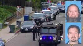 SoCal Standoff Suspect ID'd, Shot Neighbor 19 Times