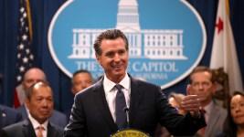 California Adopts Broadest US Rules for Seizing Guns