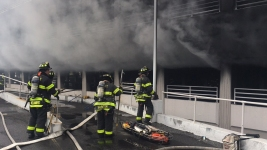 Suspected Arsonist Arrested in NYC Mall Inferno That Hurt 21