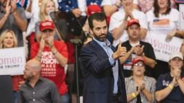 Donald Trump Jr.: Provocateur, Master Preacher for Father