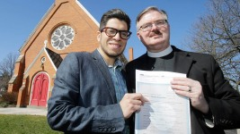 Episcopalians Allow Gay Marriage in Churches