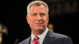 NYC Mayor Wants Yale Dorm to Drop Name of Slave-Owning Politician