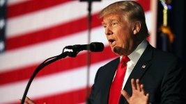 Trump Calls Merkel 'Great World Leader,' With a Caveat