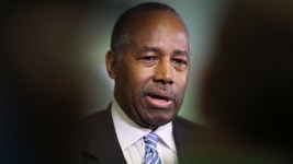 Ben Carson on $31K Dining Set: I Left Details Up to My Wife