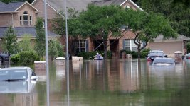 Flooding Flushes Oil, Chemicals Into Texas Rivers