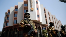 Mali Arrests Two Suspects Linked to Hotel Attack: Ministry