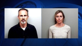 Newington Couple Locked Children in Cage as Punishment: PD