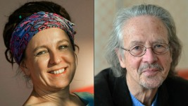 Polish, Austrian Authors Awarded Nobel Literature Prizes