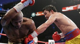 Pacquiao Could Face Suspension, Fine for Shoulder