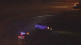 WATCH: Van Flips at End of Philadelphia-Area Police Chase