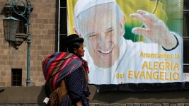 Pope Brings Message of Solidarity to Latin America