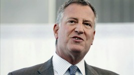 NYC Mayor Accidentally Emails NYT Reporter About Delayed Train