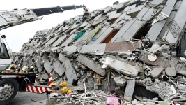 Death Toll Rises to 34 From Taiwan Quake