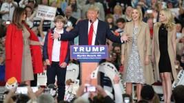 Trump Says He Can Predict Terrorism Via 'Feel'