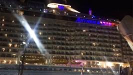 Battered Cruise Ship Has Damaged Propulsion: Coast Guard
