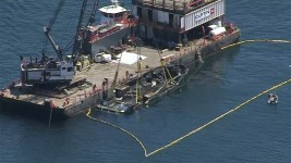 NTSB: Entire Crew Was Asleep When Fatal Calif. Boat Fire Started