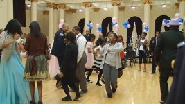 """Chicago Officers Escort Girls to """"Daddy Daughter Dance"""""""