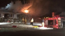 Neighbor Helps Rescue Girl, 7, From Fire