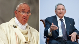 Cuban President Raul Castro to Visit Pope Francis