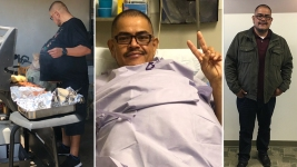 Calif. Man Who Thought He Was 'Fat' Had a 77-Pound Tumor