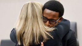 Brandt Jean Honored for Showing Empathy to Brother's Killer
