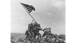Marines Investigating ID of Man in Iwo Jima Photo