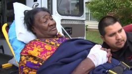 Woman, 80, Smashes Windows to Rescue Husband From Fire on Thanksgiving