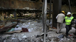 Deadly Gas Blast at Mexico City Children's Hospital