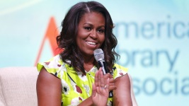 Michelle Obama in Las Vegas to Drum Up Voter Participation