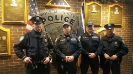 Officers Dove on NYC Bombing Suspect After Explosion: Union