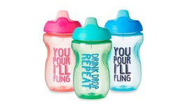 Mayborn USA Recalls 3.1M Sippy Cups Over Risk of Mold