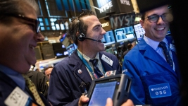 Dow Regains More Than 600 Points