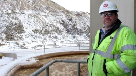 Brimming Toxic Pit Nears Critical Level After Bird Deaths