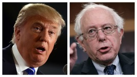 Sanders, Trump Surge in New Iowa Poll