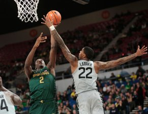 Winston Sparks No. 4 Michigan State Past UConn 77-57
