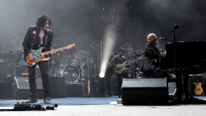 Aerosmith's Joe Perry Hospitalized After Gig With Billy Joel