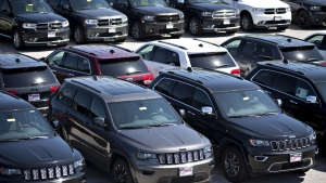 Fiat Chrysler Warns 4.8M: Don't Use Cruise Control