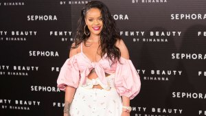 Rihanna Slams Snapchat After Ad Mocks Her Domestic Abuse