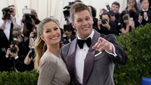 How Tom Brady and Gisele Spent the Bye Week