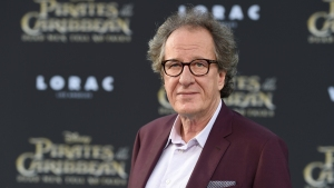 Actress Says Geoffrey Rush Touched Her Inappropriately