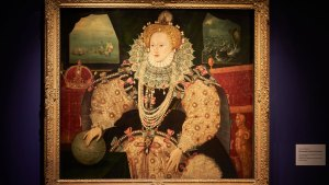 Donations Keep Iconic Queen Elizabeth I Portrait in UK