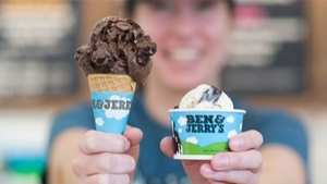 Today Is Free Cone Day at Ben & Jerry's