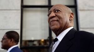 T-Shirts, Flowers Showing Support Banned at Cosby Retrial