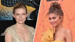 Pathetic Backlash Over Zendaya Casting in New Spider-Man Web