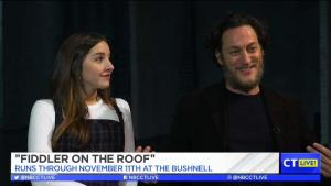 Fiddler On the Roof Now Playing At The Bushnell
