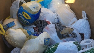 Connecting You to Thanksgiving Food Drives