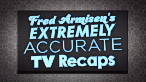 'Late Night': Fred Armisen's Extremely Accurate TV Recaps