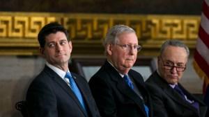 Shutdown Looms as Budget Plan Appears to Fail